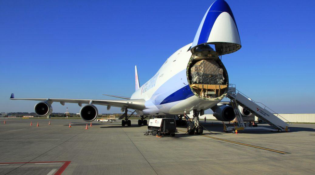 Ignazio coraci looks at cargo plane economy