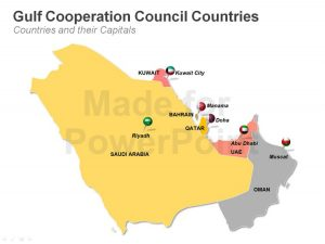 Ignazio coraci looks at Gulf-Co-Operation Council (GCC) region