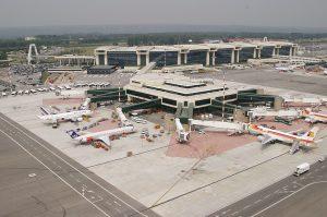 ignazio coraci looks at growth at Malpensa Airport